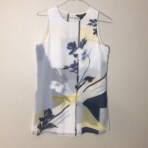 White House Black Market shift Dress size 6